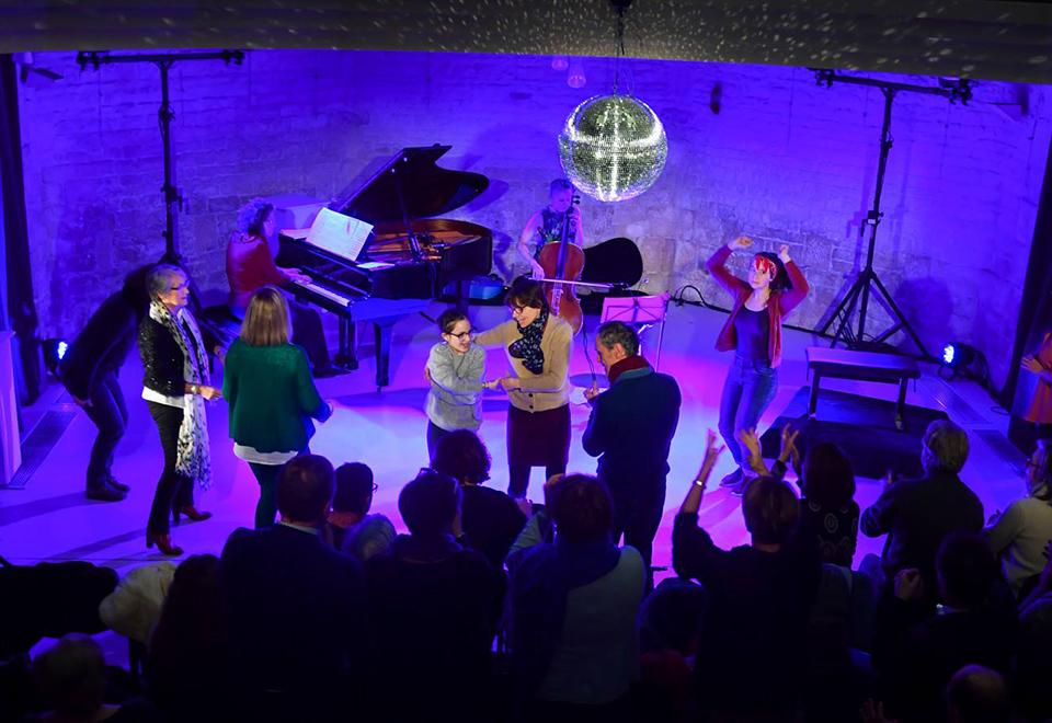 Musiques de danse, Musiques qui dansent par le Conservatoire