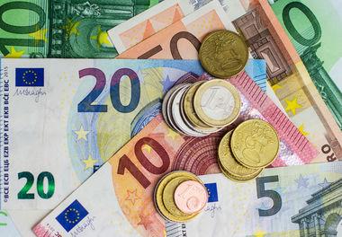 Pièces et billets en euros