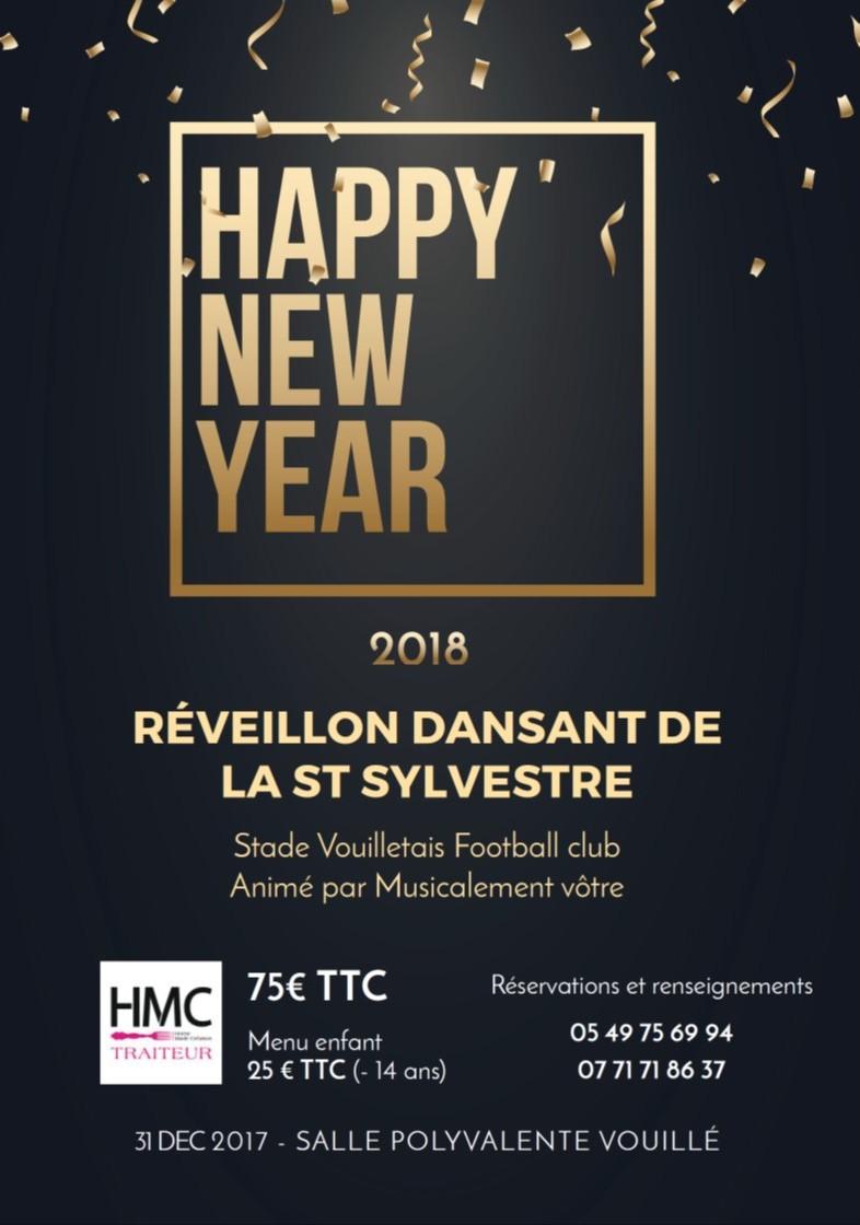 Texte Invitation Reveillon Jour De L An