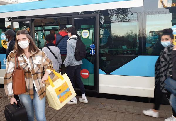 Arret de bus