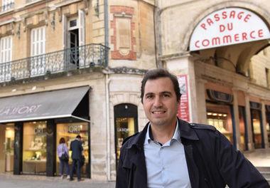 Guillaume Cassé, manager commerce ©BDerbord
