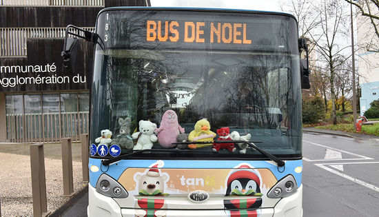 Bus solidaire
