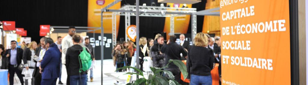 Salon national de l'ESS 2016 à Niort