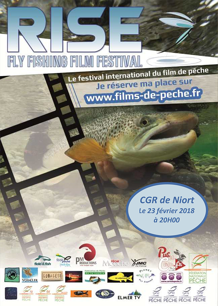 Festival international du film de p che for International fly fishing film festival