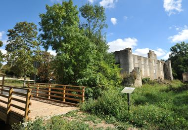 Château de Mursay à Echiré