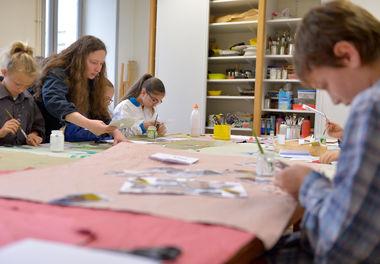 Ecole d'arts plastiques, site d'Echiré