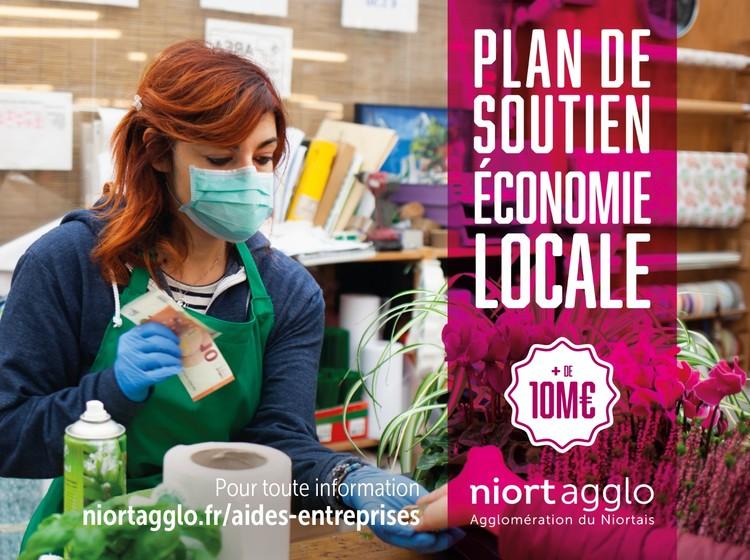 Plan de soutien à l'économie locale