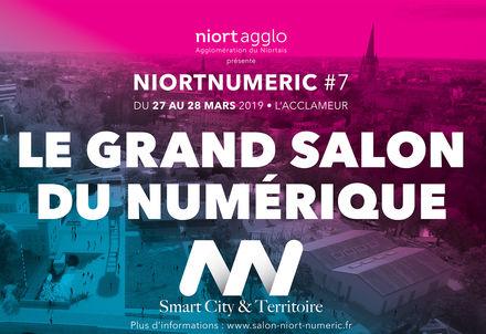 illustration de la manifestation Niort Numeric #7
