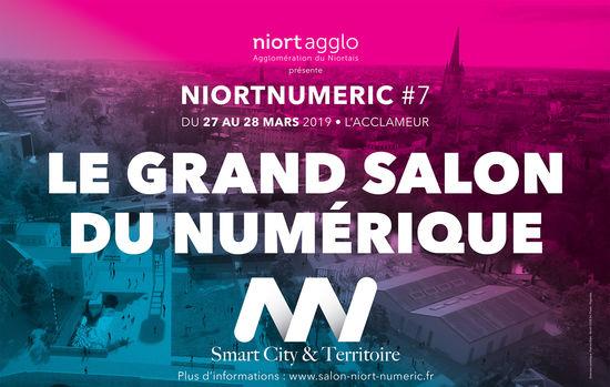 Salon Niort Numeric 2019
