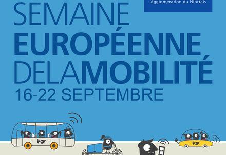 illustration de la manifestation Semaine européenne de la mobilité