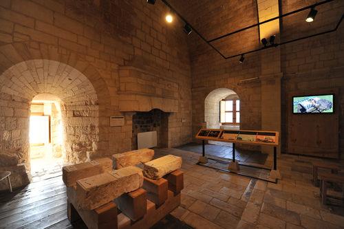 Musee du Donjon, salle Donjon