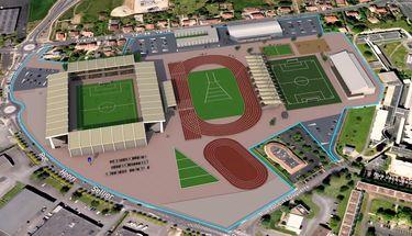 Complexe sportif de la Venise Verte - Niort
