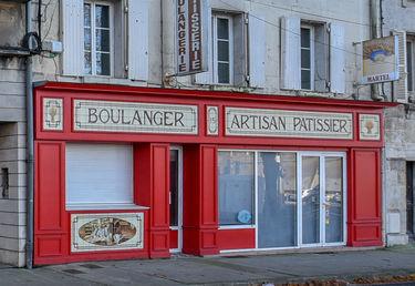 boulangerie/ pâtisserie/ snacking au 15 rue Pluviault à Niort