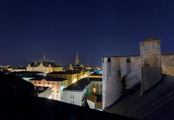 Nuits Europeennes des musées à Niort au musée Bernard d'Agesci et au Donjon