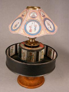 Praxinoscope de Reynaud, donation Francis Gires