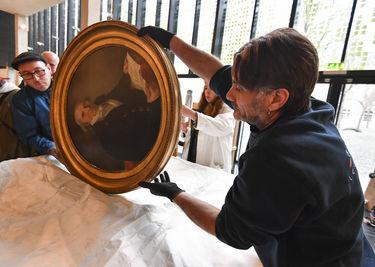 Expo Bernard d'Agesci au Musée Bernard d'Agesci