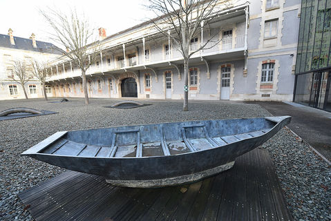 La barque de Buraglio ©Bruno Derbord