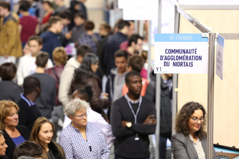 Salon de l'Etudiant 2016 à Niort