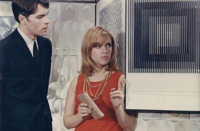 Photographie de plateau - La prisonnière, Roger Corbeau, 1969 -® Succession Clouzot - Cinémathèque française