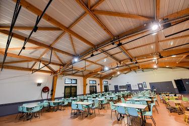 La Grange, salle de spectacles à Bessines ©BDerbord