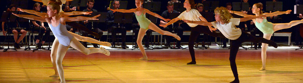 Enseignement danse et musique