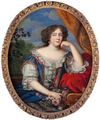 Françoise d'Aubigné, par Henri Gascar, Musée Bernard d'Agesci