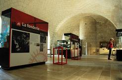 Activités artisanales et industrielles (salle basse centrale)