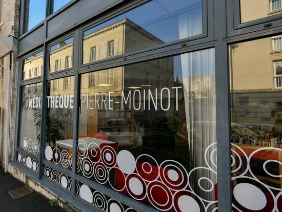 Médiathèque Pierre Moinot