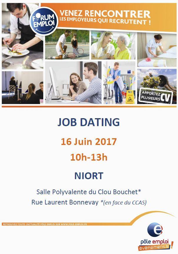 Job dating pole emploi nimes