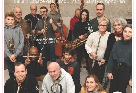 illustration de la manifestation Conservatoire - Concert du big band de jazz