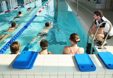 Cours et activités à la piscine Les Colliberts © O.Drilhon