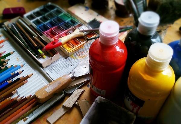 Reprise des cours d'arts plastiques