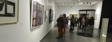 Inauguration de l'exposition HG Clouzot au Musée Bernard d'Agesci ©Darri