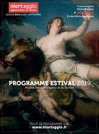 Programme des musées - été 2019