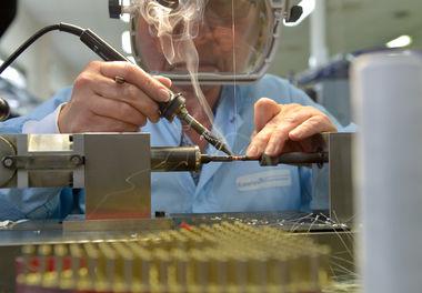 Esterline, le site de Leach Products à Niort