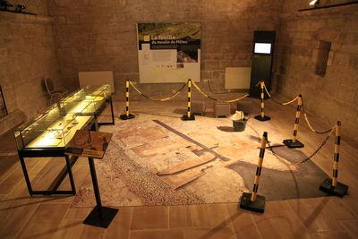 Exposition sur le Moulin du Milieu