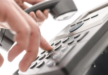 Appel téléphonique