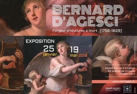 illustration de la manifestation Dimanche au musée, visite guidée : Bernard d'Agesci