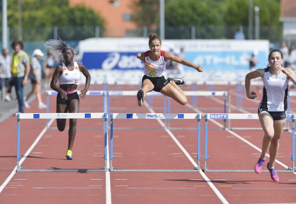 Athlétisme à René Gaillard