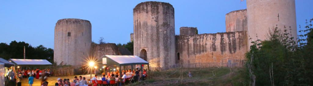 Les Médiévales au Château du Coudray-Salbart