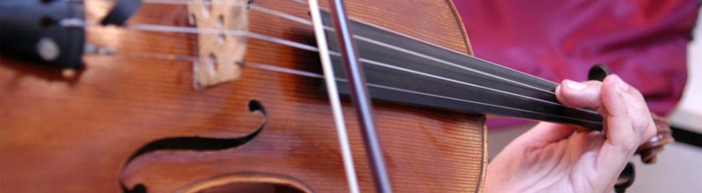 Auditions d'élèves, violon © CAN