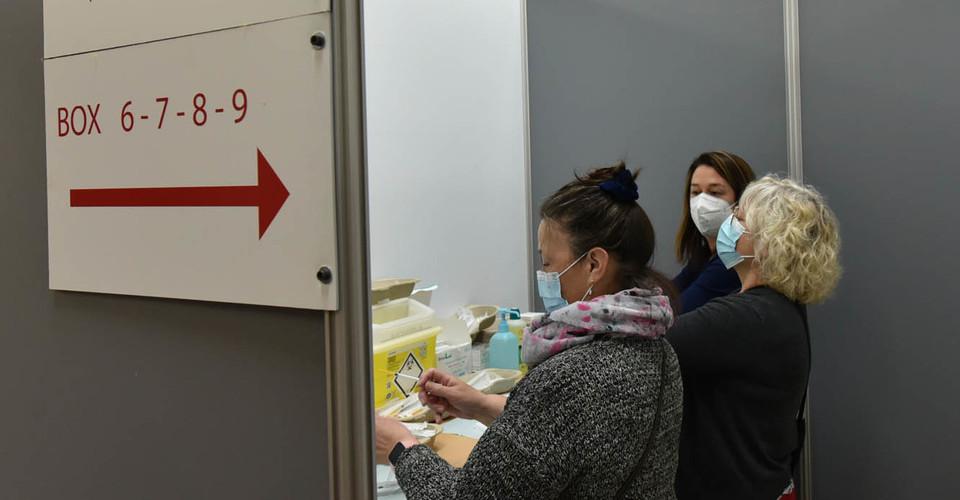 Centre de vaccination de Noron