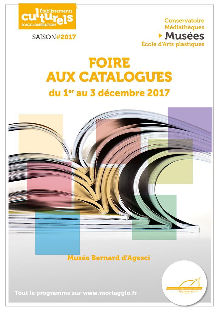 Foire aux catalogues for Foire de niort 2017
